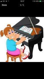 Piano teacher WANTED