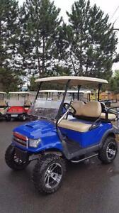 voiturette de golf nouveau modèle