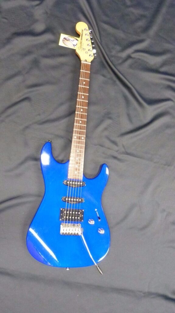 Fender Squire Showmaster Electric Guitar