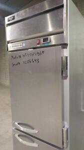 Beverage Air Stainless Steel Freezer