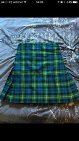 Custom Made Dress Gordon Kilt