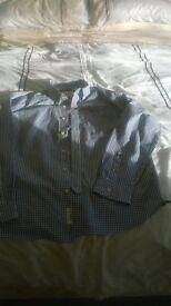 2 new mens shirts