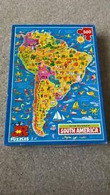 JR Puzzle Maps