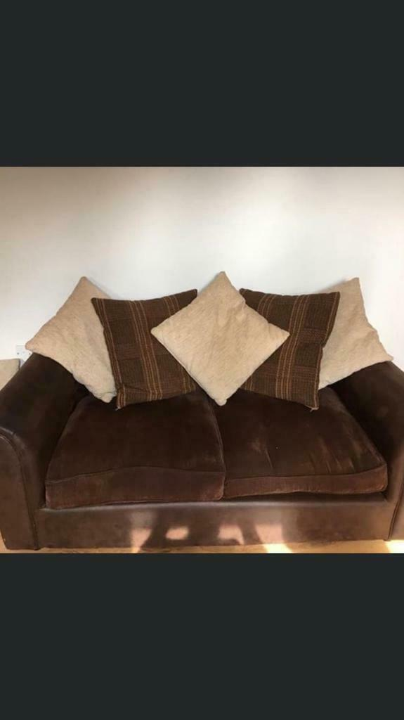 2 seater sofa can deliver local | in Fulwood, Lancashire | Gumtree