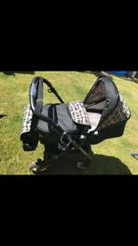 Silver Cross Pram/Travel system