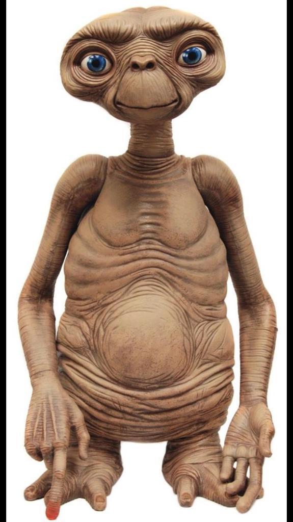 Life size ET replica
