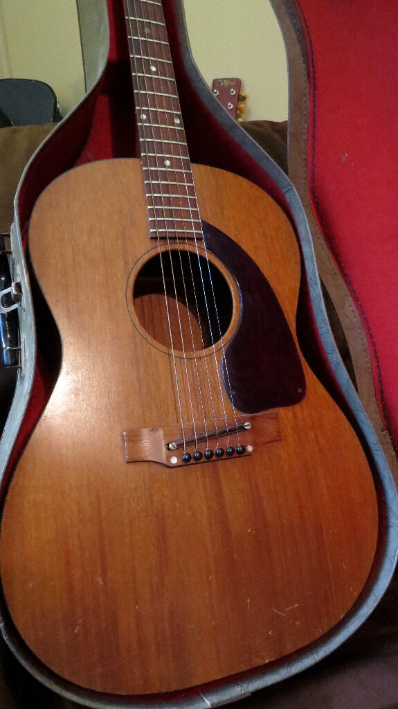 1968 Gibson LG 0 Acoustic Guitar