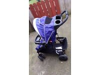 "Puschair ""Graco"" very clean good conditions 30£ono"
