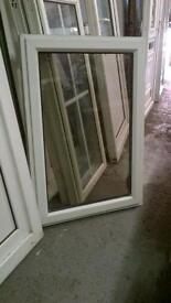 upvc window with opener 27 inches wide x 40 inches high in good condition call 07498143887
