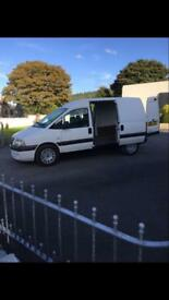 2006 fiat scudo/ not Citroen dispatch Peugeot expert