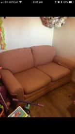 M&S two seater couch .. good condition .. needs uplifted