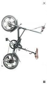 Kwikfold bike new