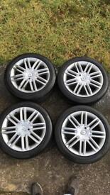 Mk3 Clio GT 16 inch alloys