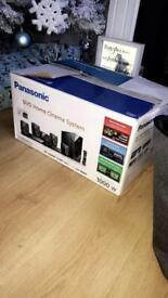 Panasonic dvd home cinema system