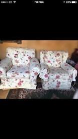 Sofa arm chair 1+1