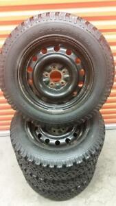 (ZH1) Pneus Hiver - Winter Tires LT215-70-16 BF Goodrich 11/32