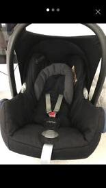 Baby's car chair