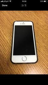 iPhone 5s 16gb (Unlocked)