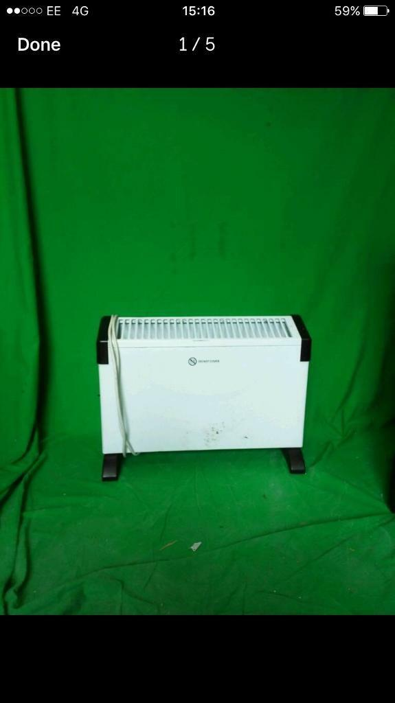 Electric heater FREE DELIVERY PLYMOUTH AREA