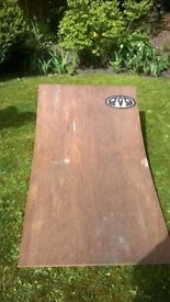 BMX, Skateboard Wooden Ramp Jump