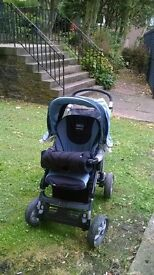 buggy very study, can take 2 child one sitting one standing.£50 only