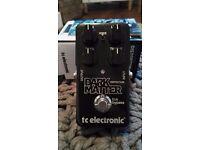 TC Electronics Dark Matter distortion pedal