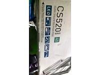 "Panasonic viera CS520 series, NEW led 40"""