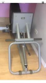 Leg Press - Gym