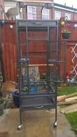bird cage / parrot cage £50 ono