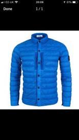 Authentic stone island overshirt/jacket like new xl rrp £425
