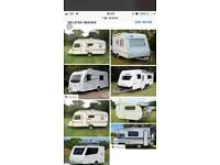 1 Caravan wanted any size