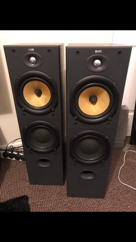 Bowers Amp Wilkins 603 Mk2 Speakers B Amp W In Newcastle Tyne