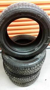 (72) Pneus d'Hiver - Winter Tires 205-55-16 Bridgestone