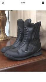 Rst Motorcycle boots size 7