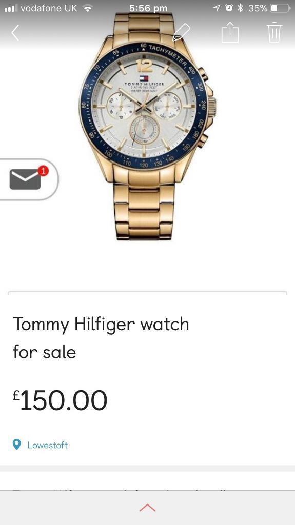 Tommy Hilfiger genuine watch