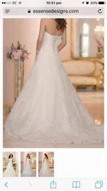Wedding dress - Stella York