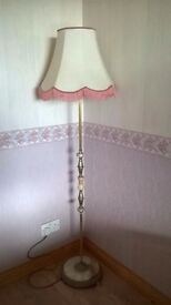 Elegant standard lamp
