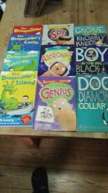 Children's book bundle, same age appeal