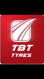 TBT Tyres Derby - Life Time Tyre Warranty