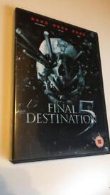 Final destination 5 DVD
