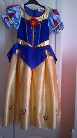 Age 5-8 years Disney Princess Snow White Dressing up outfit