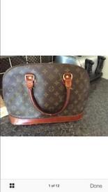 Vintage Louis Vuitton Alma bag