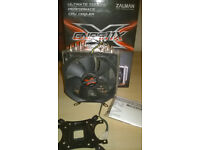 Zalman cnps11x performa, Multi CPU heatsink fan cooler fits most AMD, Intel processors