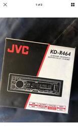 Brand new JVC KD R464 Stereo