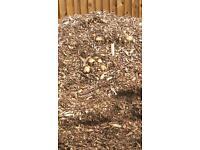FREE Wood chip/ bark