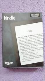 Amazon Kindle E- reader 7th Generation