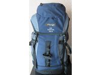 Vango air rucksack, 35 + 5 lt.