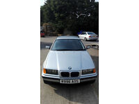 1 owner BMW 3 series/ 1 year MOT..