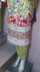 Lilen fancy dress