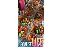 Healthy meals £4 a box